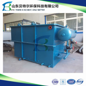 Horizontal Flow Dissolved Air Flotation Machine for Sewage Treatment pictures & photos