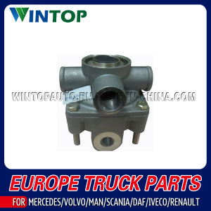 Relay Valve for Scania / Volvo / Daf / Benz/ Man / Iveco / Renault Heavy Truck OE: 9730010180 / 9730010200 / 9730012110