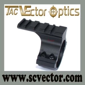 "Vector Optics Tactical 30mm 1"" Riflescope Mount Ring Adapter W/ Picatinny Rail pictures & photos"