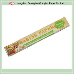 Custom 38cm X 5m Baking Paper Roll pictures & photos