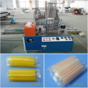 Pillow Bag Straw Packing Machine pictures & photos