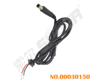 Suoer Factory Price DC Cable Laptop DC Cable (DC-5.5*1.7) pictures & photos