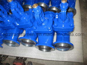 DIN Bellows Seal Globe Valve Wj61h Welding Type pictures & photos