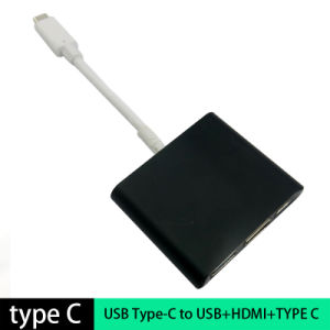 USB 3.1 Type C HDMI Multiport Adapter pictures & photos