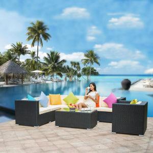 2017 Outdoor Leisure Garden Sofa Rattan Outdoor Furniture S225 pictures & photos
