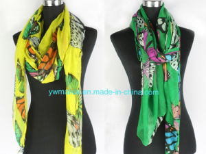 Voile Scarf (MKV-007A)