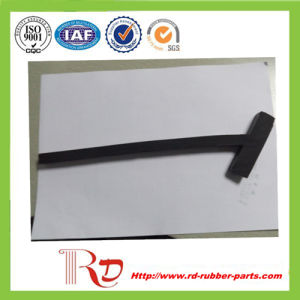 T Type Skirting Board Rubber / Rubber Seal Sheet for Conveyor Sealing System pictures & photos