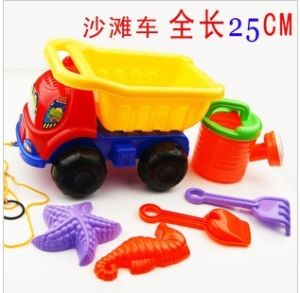Beach Funny Toys with Sprinkling Bucket for Children pictures & photos