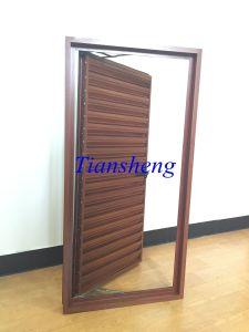 Casement/Swing or Fixed Aluminium Louver Shutter Aluminum Louver Shutter pictures & photos