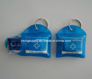 Wallet Life Key CPR Face Shield (HS-211) pictures & photos