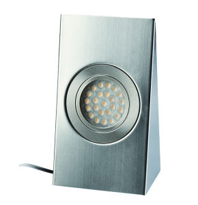 Stainless Steel Triangle SMD LED Cabinet Lighting