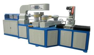 Automatic Paper Tube Winding Machine with CNC Control