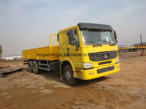 Sinotruk HOWO Brand 6X4 Euro 2 Van Truck or Cargo Truck pictures & photos