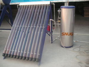 Stainless Steel Solar Heat Pipe Collector pictures & photos