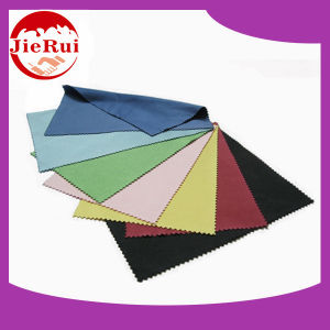 Cutom Pakage 100%Polyester Cloth for Phone Cleaning