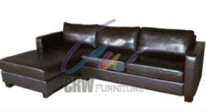 2014 Foshan Living Room Corner Sofa Set Leather Corner Sofa 9113 pictures & photos