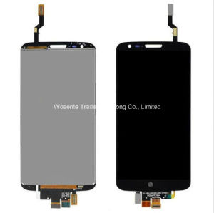 New High Quality Touch Screen LCD for LG G2 D800 D802 Vs980 LCD Mobile Phone Accessory