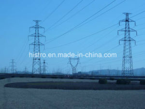 Lattice Steel Electric Transmission Line Tower pictures & photos