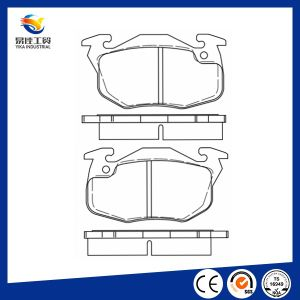 Hot Sale Auto Parts China Brake Pad 425420 pictures & photos