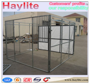 High Quality HDPE Plate Horse Stall pictures & photos