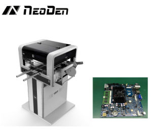 SMT Product Line Pick and Place Machine with Vision Camera pictures & photos