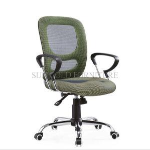 Hot Sale Modern Cheap Mesh Fabric Clerk Office Chair (SZ-OC174) pictures & photos