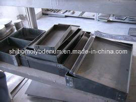 High Temperature Tzm Molybdenum Boat pictures & photos