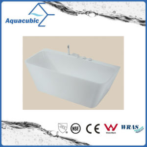 Contemporary Acrylic Freestanding Bathroom Bathtub (AB-AB7218) pictures & photos