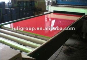 High Glossy UV Board, UV Coating MDF pictures & photos