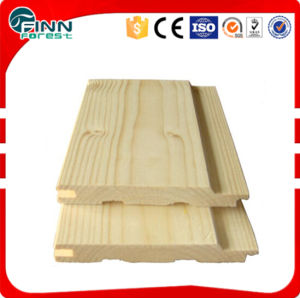 Good Quality Abachi Wood Sauna Room Board pictures & photos