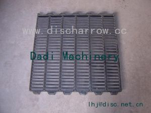 Casting Floor Cover, Ductile Iron Casting, Ductile Iron Drainage Channel pictures & photos