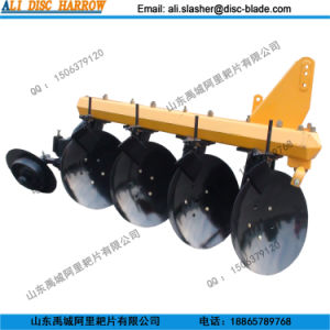 Tractor 3-Point Linkage Fishing Type Disc Plough with 3 Discs for Sale pictures & photos