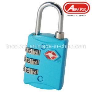 Tsa Zinc Alloy Lock (518) pictures & photos
