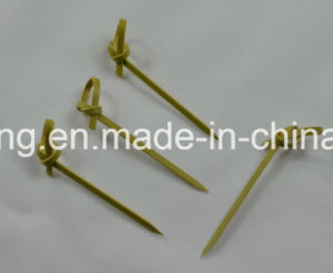 Disposable Bamboo Skewer/Sticks Print Custom Logo pictures & photos