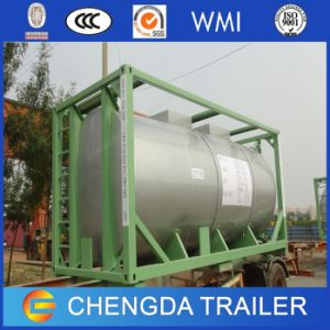 Factory 20FT ISO LPG Tank ISO Tank for LPG transportation pictures & photos