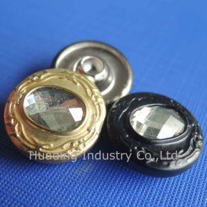 Diamante Metal Rivet for Jeans pictures & photos