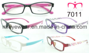 Tr90 Optical Frame for Ladies Fashionable (7011) pictures & photos