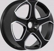 Replica for Porsche Alloy Rim (BK576) pictures & photos