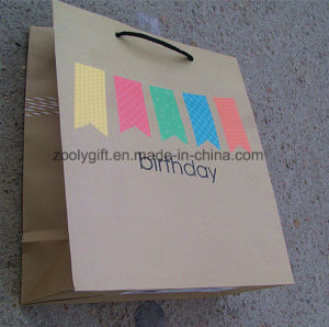 Happy Birthday Gift Printing Paper Gift Packing Bags pictures & photos