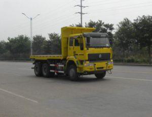 Flat Dump Truck 6X4