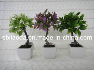 Artificial Plasitc Tree Bonsai (C0255)