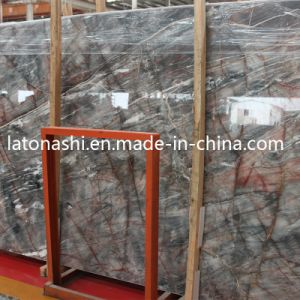 Polished Natural Dark Jade Onyx Marble Slab for Countertop, Backplash pictures & photos