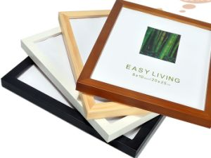 Wooden Standing Photo Frame Wall Picture Frame (EB-92699) pictures & photos