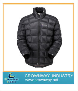 Men Packaway Winter Down Padded Jacket with Custom Logo Printing pictures & photos
