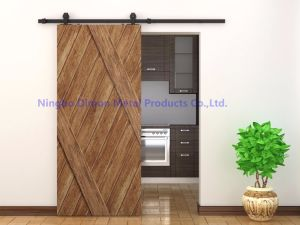 Sliding Door Hardware Dm-Sdu 7208 with Soft Close pictures & photos
