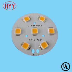 UL Approved LED Aluminum PCB Board with LEDs Assemble (HYY-024) pictures & photos