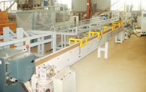 Wood-Plastic Pelletizing Line for Experiment (SWMSZ-S)
