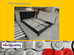 PE Bed Quality Control, Furniture QC Inspection Service and Quality Control Service pictures & photos