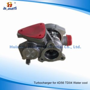 Auto Parts Turbocharger for Mitsubishi 4D56 Td04 Water Cooled 49177-01512 pictures & photos