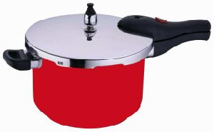 Mini Colors Steel Pressure Cooker pictures & photos